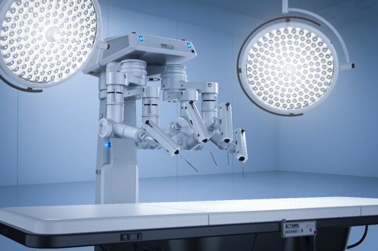 ρομποτική χειρουργική κηλών